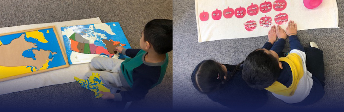 Montessori School Surrey